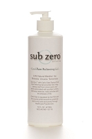 Sub Zero Cool Pain Relief Gel - 16oz Bottle with Pump