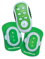AccuRelief Wireless Remote Control TENS Unit