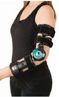 StrengthBrace Hinged Range-of-Motion Elbow Brace